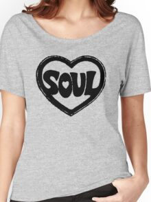 SOUL v.1  Women's Relaxed Fit T-Shirt