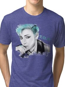 TOP Big bang vector art Tri-blend T-Shirt