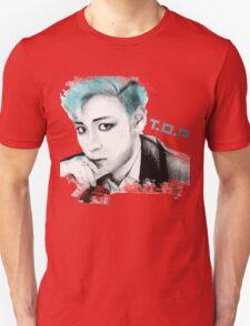 TOP Big bang vector art Unisex T-Shirt