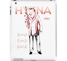 HyenaMan iPad Case/Skin