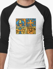 Keith Haring Men's Baseball ¾ T-Shirt