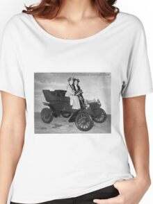 Cars 004 Women's Relaxed Fit T-Shirt