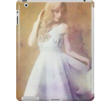 SNSD / LION HEART / TAEYEON / WATERCOLOR iPad Case/Skin