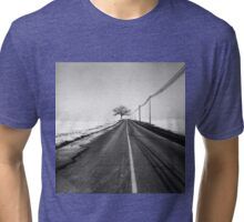 Lonely Tree Tri-blend T-Shirt