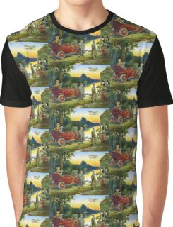 Cars 003 Graphic T-Shirt