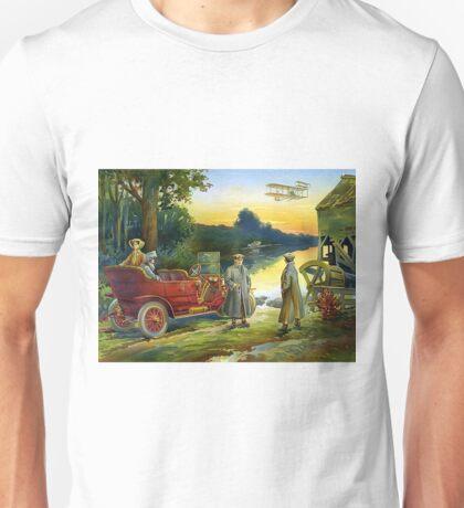 Cars 003 Unisex T-Shirt