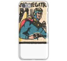 Flash Megatrip  iPhone Case/Skin