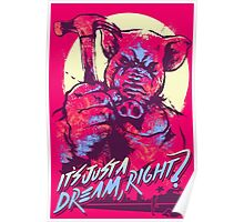 Hotline Miami 2: Wrong Number #8 Poster