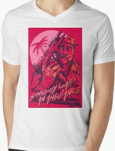 Hotline Miami 2: Wrong Number #9 Mens V-Neck T-Shirt