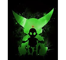 Ratchet & Clank Galaxy (Green Version) Photographic Print