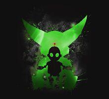 Ratchet & Clank Galaxy (Green Version) Unisex T-Shirt