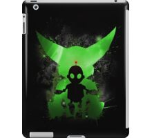 Ratchet & Clank Galaxy (Green Version) iPad Case/Skin