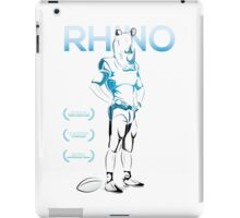 RhinoMan iPad Case/Skin