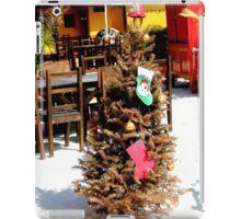 Caribbean Christmas  iPad Case/Skin
