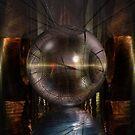 Alien Lights by Benedikt Amrhein