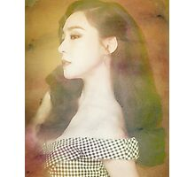 SNSD / LION HEART / TIFFANY / WATERCOLOR Photographic Print
