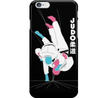 JUDO - UCHIMATA iPhone Case/Skin