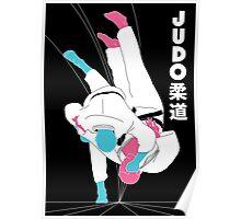 JUDO - UCHIMATA Poster