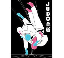 JUDO - UCHIMATA Photographic Print