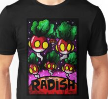 Radish Invasion  Unisex T-Shirt