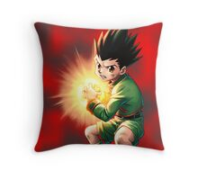 Gon Hunter X Hunter Throw Pillow