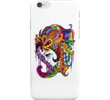 Tenndrille With Tendrills iPhone Case/Skin