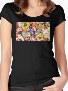 Splatoon - Time for Fun Women's Fitted Scoop T-Shirt