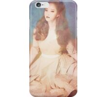 SNSD / LION HEART / YURI / WATERCOLOR iPhone Case/Skin