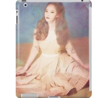 SNSD / LION HEART / YURI / WATERCOLOR iPad Case/Skin