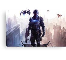 Killzone ShadowFall Canvas Print