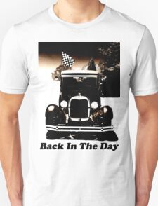 BackInTheDay #2 Unisex T-Shirt