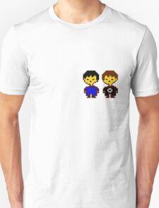 Dan and Phil Undertale 3 T-Shirt