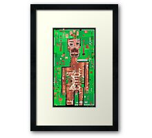 Now. Your Turn. Framed Print