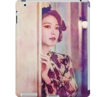 SNSD / LION HEART / SOOYOUNG / WATERCOLOR iPad Case/Skin