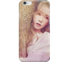 TAEYEON / I / WATERCOLOR iPhone Case/Skin
