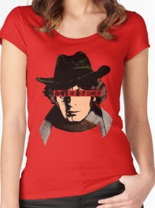 The 4th Pop Women's Fitted Scoop T-Shirt
