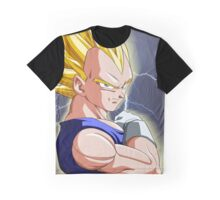 Vegeta Graphic T-Shirt