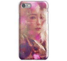 TAEYEON / I V2 / WATERCOLOR iPhone Case/Skin
