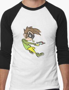 Chip in Action Men's Baseball ¾ T-Shirt