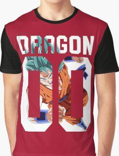 Goku God American Graphic T-Shirt
