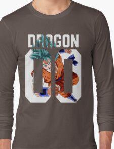 Goku God American Long Sleeve T-Shirt
