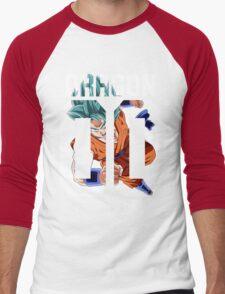Goku God American Men's Baseball ¾ T-Shirt