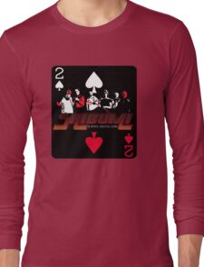 Shibumi, A Wicked, Soulless Game! Long Sleeve T-Shirt