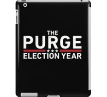 the purge election year iPad Case/Skin