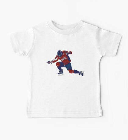 "Washington Capitals Alex Ovechkin ""Ovie"" Shirt Baby Tee"