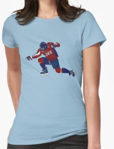 "Washington Capitals Alex Ovechkin ""Ovie"" Shirt Womens Fitted T-Shirt"