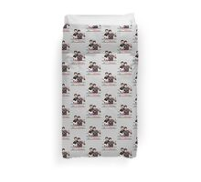 The Amazing Tour is Not On Fire - Dan and Phil Duvet Cover