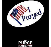 The Purge: Election Year Photographic Print