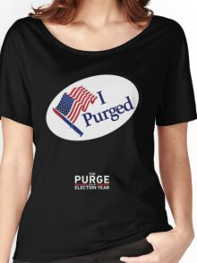 The Purge: Election Year Women's Relaxed Fit T-Shirt