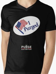 The Purge: Election Year Mens V-Neck T-Shirt